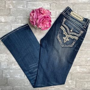Rock Revival May Boot Cut Size 30